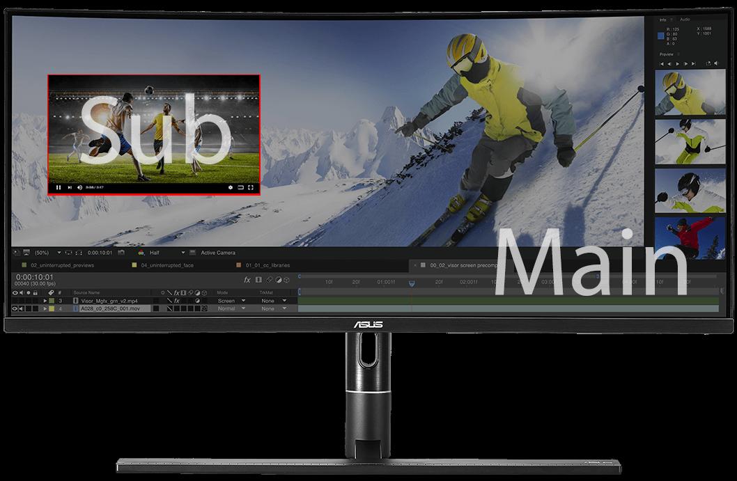 Подборка мониторов для работы с видео
