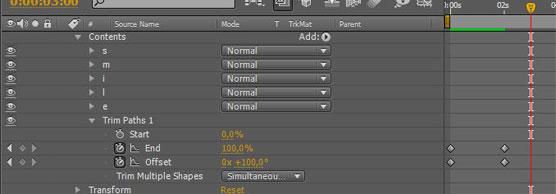 Создаем анимированный текст в After Effects
